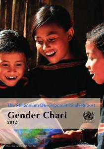 MDG Gender chart..How women and girls are faring: Charting progress on the Millennium Development Goals  http://www.unwomen.org/2012/12/how-women-and-girls-are-faring-charting-progress-on-the-millennium-development-goals/#