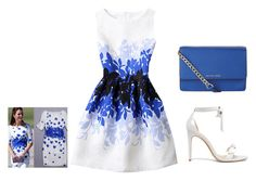 """""""Summer Dress Contest"""" by carlafashion-246 ❤ liked on Polyvore featuring WithChic, Alexandre Birman and MICHAEL Michael Kors"""
