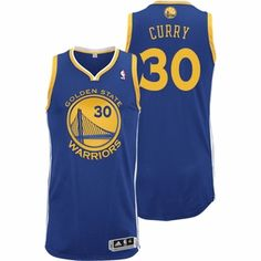 Stephen Curry Jersey: adidas Revolution 30 Royal Blue Authentic #30