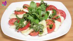 Tomato & Mozzarella Salad Recipe - Video