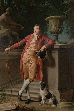 Portrait of John Talbot, later 1st Earl Talbot