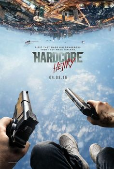 Hardcore Henry (2015) Oh, boy was this a weird movie....