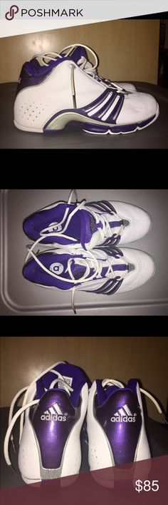 Adidas CLU Factory 2004 FF Explode Sample These were designed by Sam Rathburn senior footwear designer at Adidas. Based on the A3 superstar This sample was probably made for the Sacramento Kings. Looks like they were worn once. Minute cosmetic flaws but basically clean & you know no one else will have them! Adidas Shoes Athletic Shoes