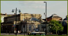 The SPA BATHS @ Leamington Spa. Formerly known as Leamington Priors, its expansion began following the popularisation of the medicinal qualities of its water by Dr Kerr in 1784, and by Dr Lambe around 1797, In 1814, the Royal Pump Rooms and Baths were opened close to the River Leam. This grand structure attracted many visitors, expecting cures by bathing in pools of salty spa water. It also included the world's first gravity fed piped hot water system in modern times