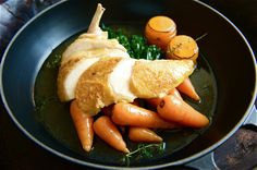 Sunday Roast with Butternut Squash Anna