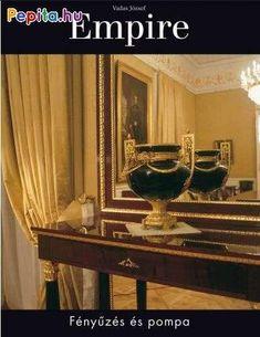 Az empire a napóleoni császárságról kapta a nevét ugyanis; 1804 és 1815  között, a fél Európát meghódító francia birodalomban élte virágkorát.  Formai  jellegzetességeit tekintve a klasszicizmus utolsó fázisa valójában két  ellentétes szellemiség - a féktelen pompa és a katonás fegyelmezettség -  szintézise. A stílus azonban nem korlátozható sem Napóleon  uralkodásának idejére sem a helyére. Motívumai már korábban felbukkannak  csak akkor még nem alkotnak szerves rendszert; s az empire nemhogy   Empire, Entryway Tables, Marvel, Furniture, Home Decor, Products, Decoration Home, Room Decor, Home Furnishings