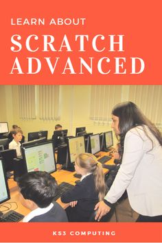 Scratch programming.  6 lessons of teaching resources including PowerPoint presentations, teachers lesson plans, differentiated tasks.