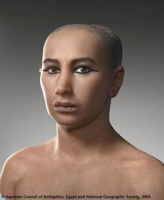 Back in 2005, a group of forensic artists and physical anthropologists, headed by famed Egyptologist Zahi Hawass, created the first known reconstructed bust of the renowned boy king from the ancient times. The 3D CT scans of the actual mummy of the young Pharaoh yielded a whopping 1,700 digital cross-sectional images, and these were then utilized for state-of-the art forensic techniques usually preserved for high-profile violent crime cases.