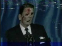 [SCP-1981] Ronald Reagan Cut up While Talking