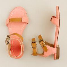 Girls' Milano gladiator sandals