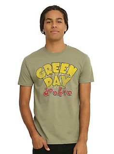Green Day Dookie Logo T-Shirt Hot Topic = $18.37