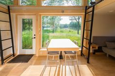 Fab Tiny House Lets You Keep Your Big Ol' Oven and Bathtub - Micro Homes - Curbed National