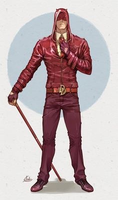 Little Red Riding Hood - Daredevil by Axis *