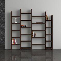 Decortie Salita Bookcase Wenge