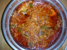 Hot Y And Tasty Sardine Sambal