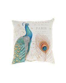 "Majestic Beauty Decorative Pillow 19"""