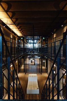 Een nachtje slapen in de gevangenis. In Leeuwarden kan het! Instagrambloggers.nl