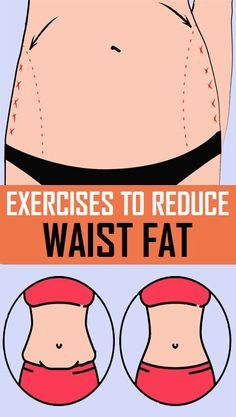 8 Simple Exercises to Reduce Waist Fat..ex