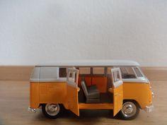 #VW Bus #T1  #Bully  #Modellauto #1962