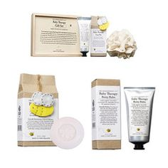 Aromatherapy Co's baby therapy gift box.