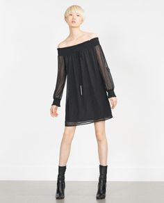 PLUMETIS DRESS-View all-Woman-NEW IN | ZARA United States