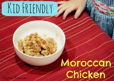 Kid Friendly Moroccan Chicken from Juggling With Kids {Around the World in 12 Dishes: Morocco}
