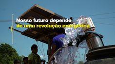 Xingu Solar O sol brilha mais forte no Xingu: começamos a instalar placas fotovoltaicas em dezenas de pontos do território indígena e vamos formar técnicos entre os jovens xinguanos para espalhar o conhecimento sobre essa energia verdadeiramente limpa pelas aldeias da região. A revolução, no Xingu, já começou!
