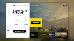Trip booking UI preview. Check out https://www.behance.net/vladgramadesign . . . #design #interface #graphic #ui #ux #uxdesign #travelblog #webdesign #wordpress #theme #uiux #graphicdesign #interfacedesign #userexperience #userinterface #flatdesign #behance #portfolio #gallery #webdeveloper #web #blogger #app #appdesign #framework #layout #grid #iasi #romania #productdesign