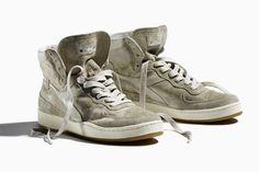Diadora Mi Basket '84 Suede
