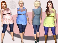 #Sims3 | pizazz's Casual Outfit
