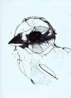 lovely and portfolio by Sandra Beer, via Behance