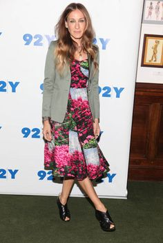 Sarah Jessica Parker On Street Style, Social Media, and Sex and the City 3  - MarieClaire.com