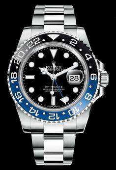 Rolex GMT-Master II watch - Presentwatch.com