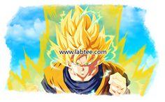 Poster 42x24 cm Dragon Ball Goku Vegeta Gogeta Super Saiyan Manga Anime 12