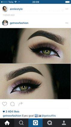 lilla make up