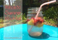 Whole30 Approved Beverage Mocktails