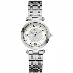 Guess Collection GC Swiss Stainless Steel Ladies Watch G17003L1 #GuessCollection