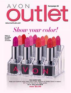 Avon Outlet Campaign 23 - View and Shop Avon Outlet 23 2015 online at www.avonnovi.com #avon #avoncatalog #avoncampaign23 #beauty #avonnovi