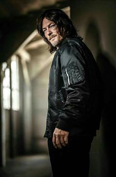 Norman Reedus Photographed By for CNET Magazine The Boondock Saints, Norman Reedus, Daryl Dixon Walking Dead, Fear The Walking Dead, Bomber Style, Beautiful Men, Beautiful People, Hollywood, Stuff And Thangs