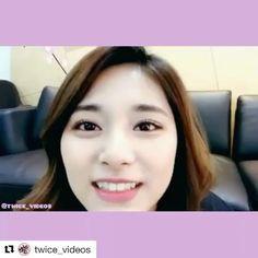#Repost @twice_videos with @repostapp  Tzuyu singing Happy Birthday to Jihyo   @twicetagram #트와이스 #twice #nayeon #dahyun #chaeyoung #sana #tzuyu #mina #jungyeon #momo #jihyo #once #twicevideos #twice_videos #tzuyuxvids #jihyoxvids #HappyJIHYOday #지효야생일축하해  Isn't she the cutest?  awww my little baby why you so precious