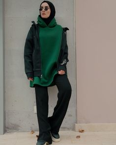 Hijab Chic, Hijab Outfit, Bts Memes, Hijab Fashion, Normcore, Outfits, Beauty, Tops, Arab Fashion