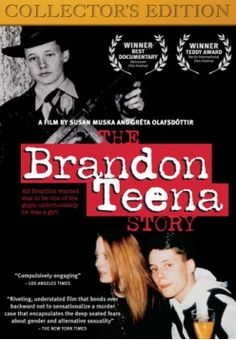 When it arrived on the big screen in 1988, THE BRANDON TEENA STORY was powerful, intense and intimately personal — audiences were stunned and outraged by this chilling portrait of intolerance. The inspiration for the Oscar®- winning film Boys Don't Cry, the documentary went on to be an international theatrical hit and has since earned status as one of the seminal documentary films of the 1990s.