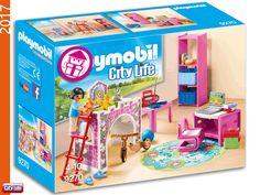 PLAYMOBIL 9270 Happy Children's Room