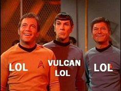 Star Trek LOLs via George Takei
