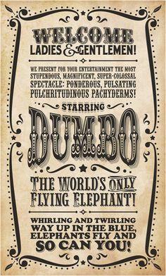 Jeremy Fulton ~ Dumbo