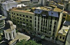 Hotel Muntenia, Romania Modernism, Romania, Abandoned, Street View, Paris, Left Out, Modern Architecture, Montmartre Paris, Paris France