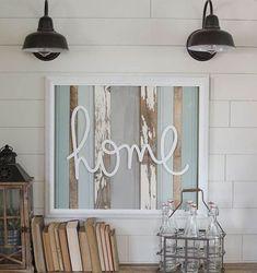 Stunning 80 Rustic Farmhouse Decor Ideas on A Budget https://roomodeling.com/80-rustic-farmhouse-decor-ideas-budget #BudgetHomeDecorating,