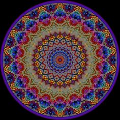 Free Mandalas, a Light-Weaver Slideshow