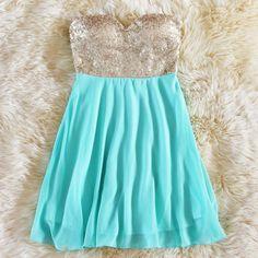 St. Nick Party Dress: Alternate View #1