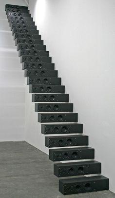 Speakers Stairs